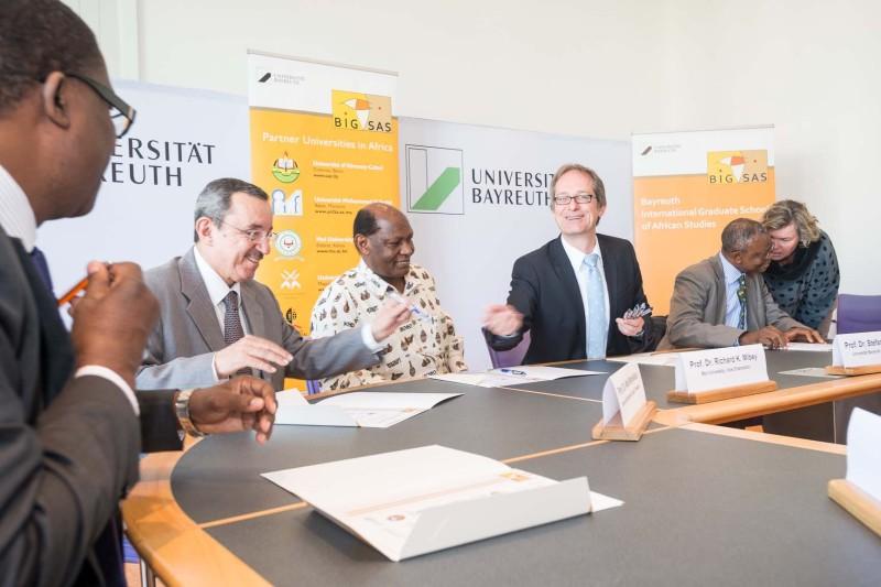 BIGSAS partner universities