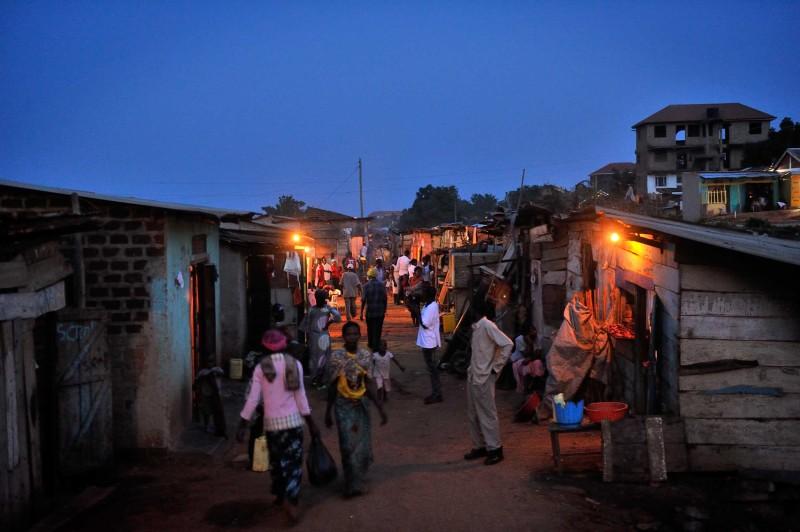 Kasanvu/Kanyogoga Slum